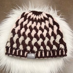 The North Face Hat Cable Knit